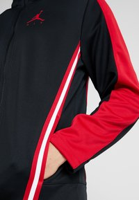 Jordan - JUMPMAN SUIT JACKET - Kurtka sportowa - black/red - 4