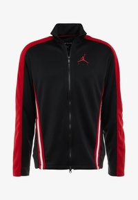 Jordan - JUMPMAN SUIT JACKET - Kurtka sportowa - black/red - 5