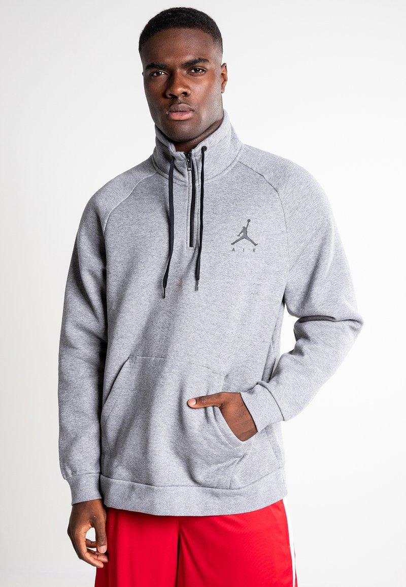 Jordan - Fleece jumper - gray