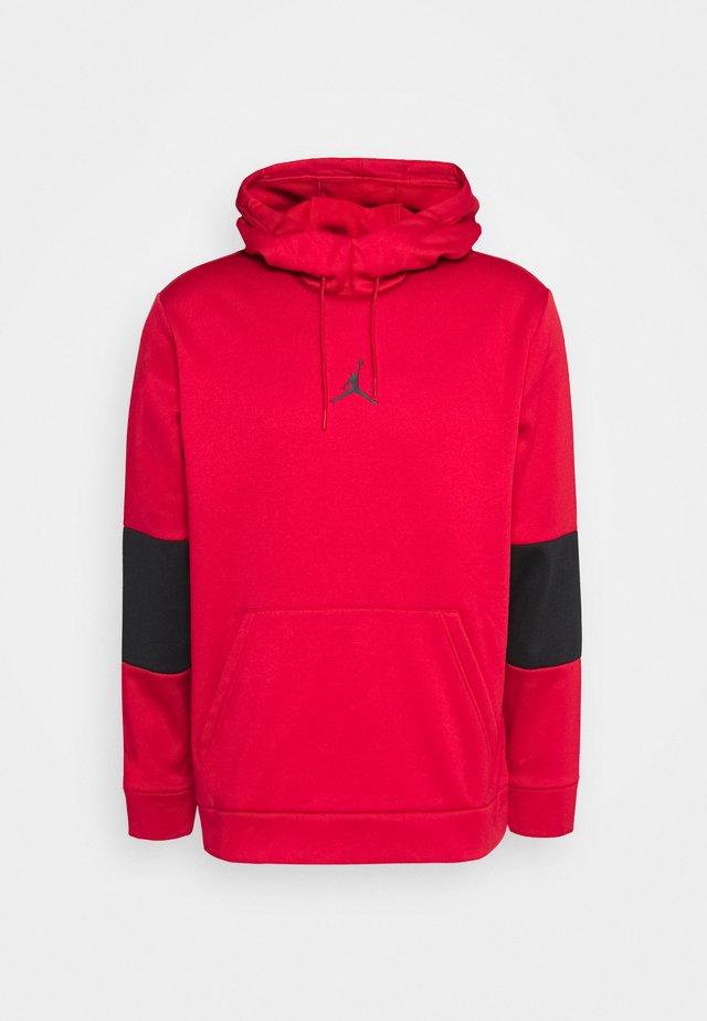 AIR THERMA - Hoodie - gym red/black