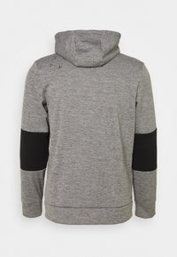 Jordan - AIR THERMA FULL ZIP - Fleecetakki - carbon heather/black/white - 1