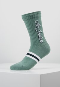 Jordan - LEGACY REMASTERED - Sportovní ponožky - silver pine/seaweed/white - 0