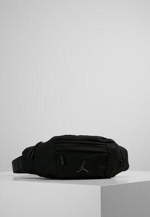 ELE JACQUARD CROSSBODY - Heuptas - black