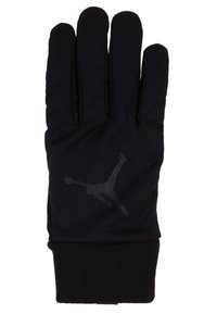 Jordan - SPHERE GLOVES - Fingervantar - black/dark grey/gym red - 2