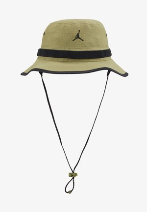 BUCKET JUMPMAN - Chapeau - thermal green/black
