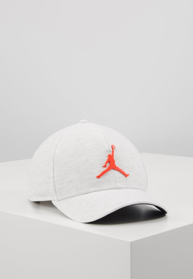 JUMPMAN - Casquette - white/heater/infrared