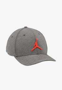 Jordan - JUMPMAN - Caps - black/htr/infrared - 1