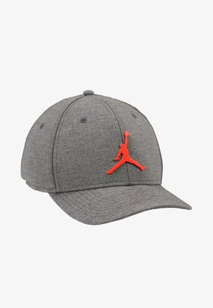 JUMPMAN - Casquette - black/htr/infrared