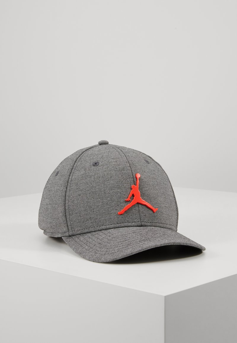 Jordan - JUMPMAN - Caps - black/htr/infrared