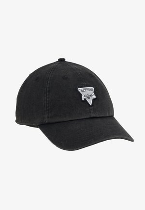 FLIGHT - Cap - black/white