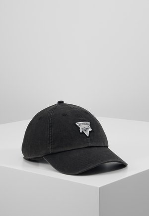 FLIGHT - Gorra - black/white