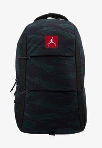 Jordan - ALIAS PACK - Reppu - black/olive - 4