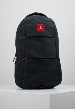 ALIAS PACK - Sac à dos - black/olive
