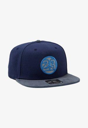 Czapka z daszkiem - midnight navy/flint grey/university blue