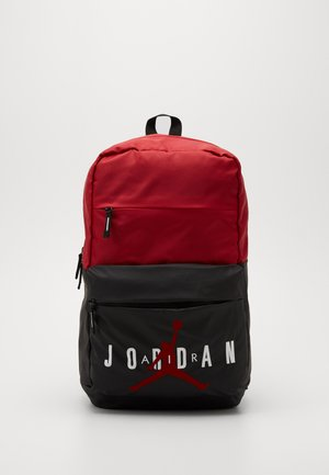 PIVOT PACK - Tagesrucksack - black/gym red
