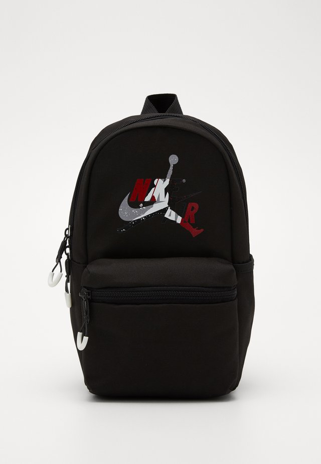 JUMPMAN CLASSICS DAYPACK - Ryggsekk - black/gym red