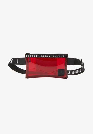 JELLY BELT BAG - Gürteltasche - gym red