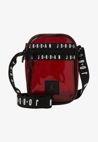 Jordan - JELLY FESTIVAL BAG - Olkalaukku - gym red - 1