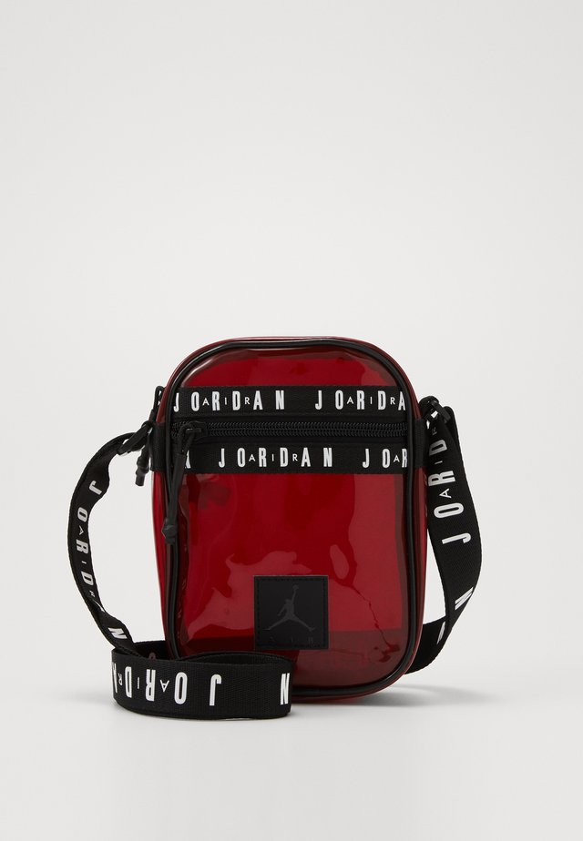 JELLY FESTIVAL BAG - Borsa a tracolla - gym red