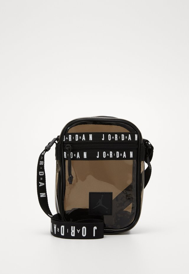 JELLY FESTIVAL BAG - Olkalaukku - black