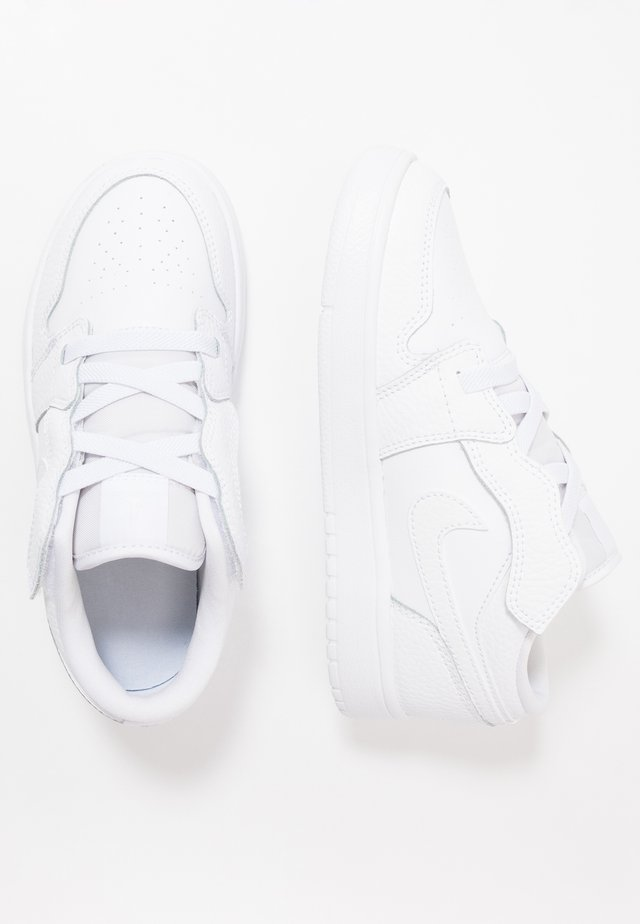 LOW ALT - Basketbalschoenen - white