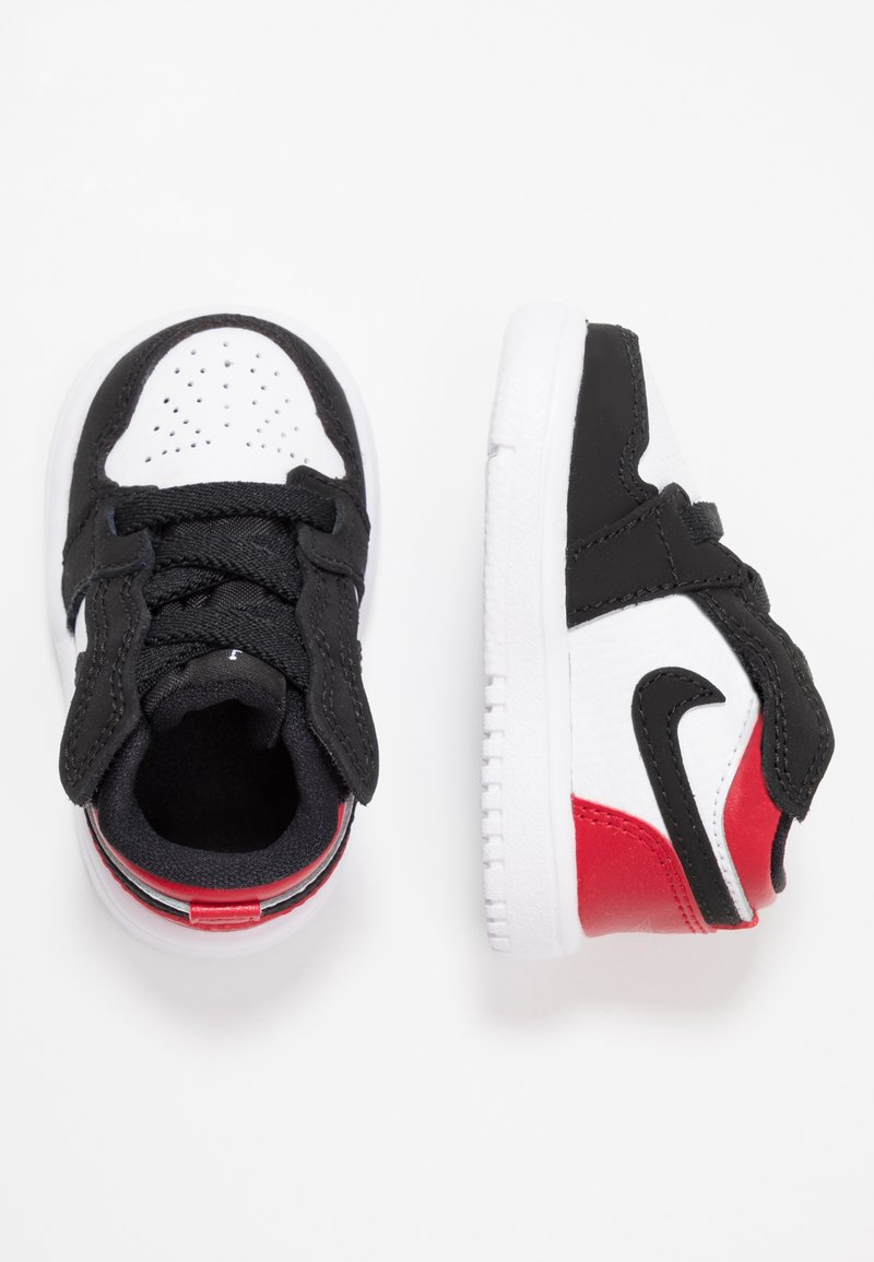 Jordan - 1 LOW ALT BT - Basketballschuh - white/black/gym red