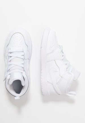 1 MID ALT - Basketbalschoenen - white