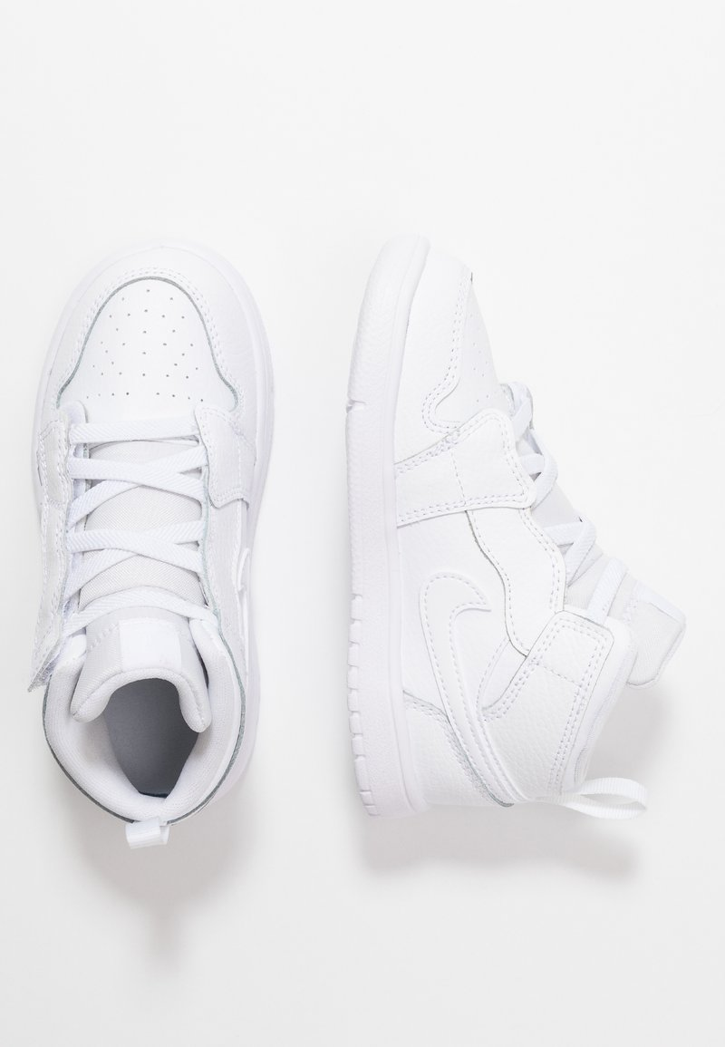 Jordan - 1 MID ALT - Basketbalové boty - white