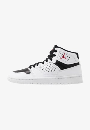 ACCESS - Basketbalové boty - white/gym red/black