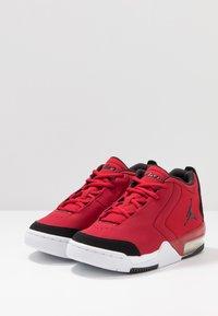 Jordan - BIG FUND - Basketbalové boty - gym red/black/white - 3