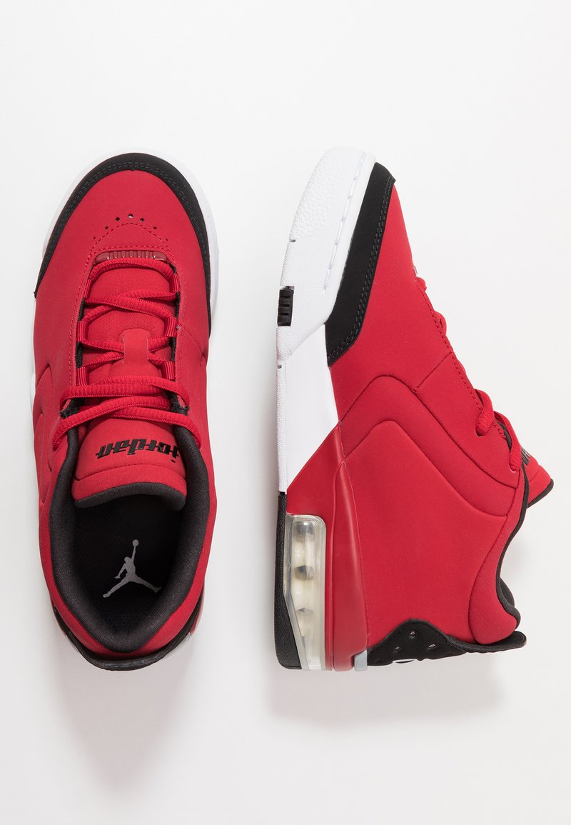 Jordan - BIG FUND - Basketbalové boty - gym red/black/white