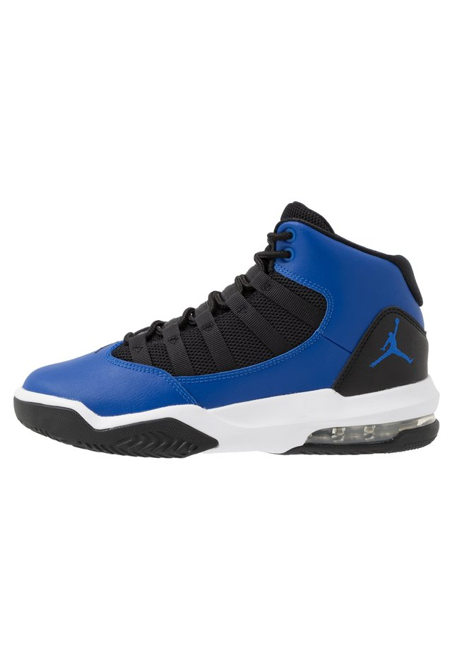 JORDAN MAX AURA SCHUH FÜR ÄLTERE KINDER - Chaussures de basket - game royal/black/white/game royal