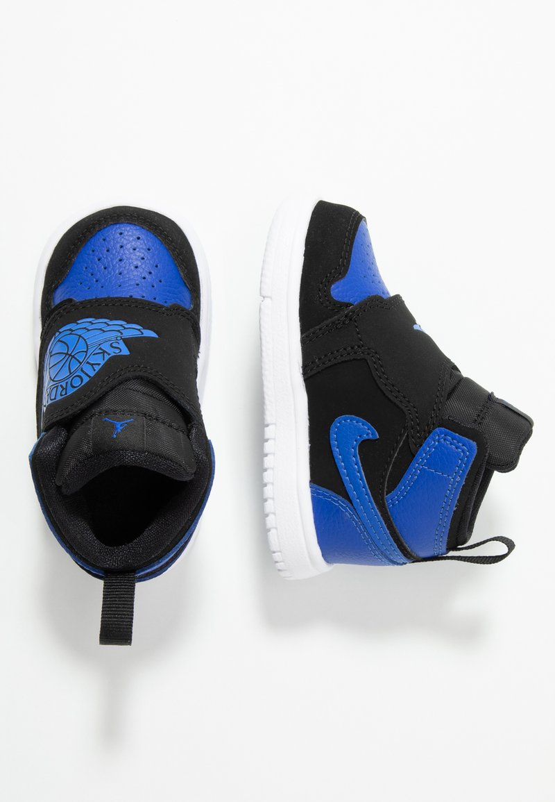 Jordan - SKY 1 - Indoorskor - black/hyper royal/white