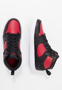 Jordan - ACCESS - Basketbalové boty - black/gym red/white - 0