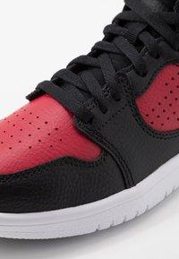 Jordan - ACCESS - Basketbalové boty - black/gym red/white - 2