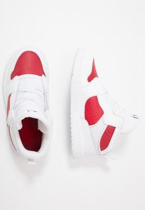 ACCESS - Zapatillas de baloncesto - white/black/gym red