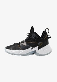 Jordan - WHY NOT ZER0.3 - Zapatillas de baloncesto - black/metallic gold/white - 1