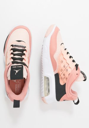 MAX 200 - Chaussures de basket - washed coral/dark smoke grey/pink quartz