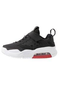 Jordan - MAX 200  - Sportovní boty - black/gym red/white - 0