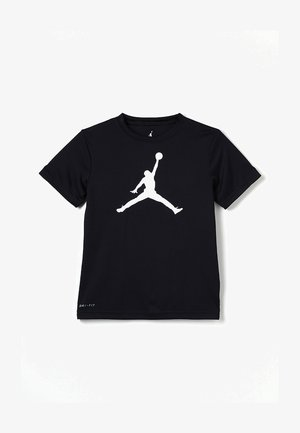 JUMPMAN LOGO - T-shirt imprimé - black