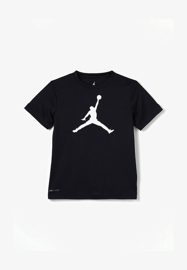JUMPMAN LOGO - T-shirts print - black