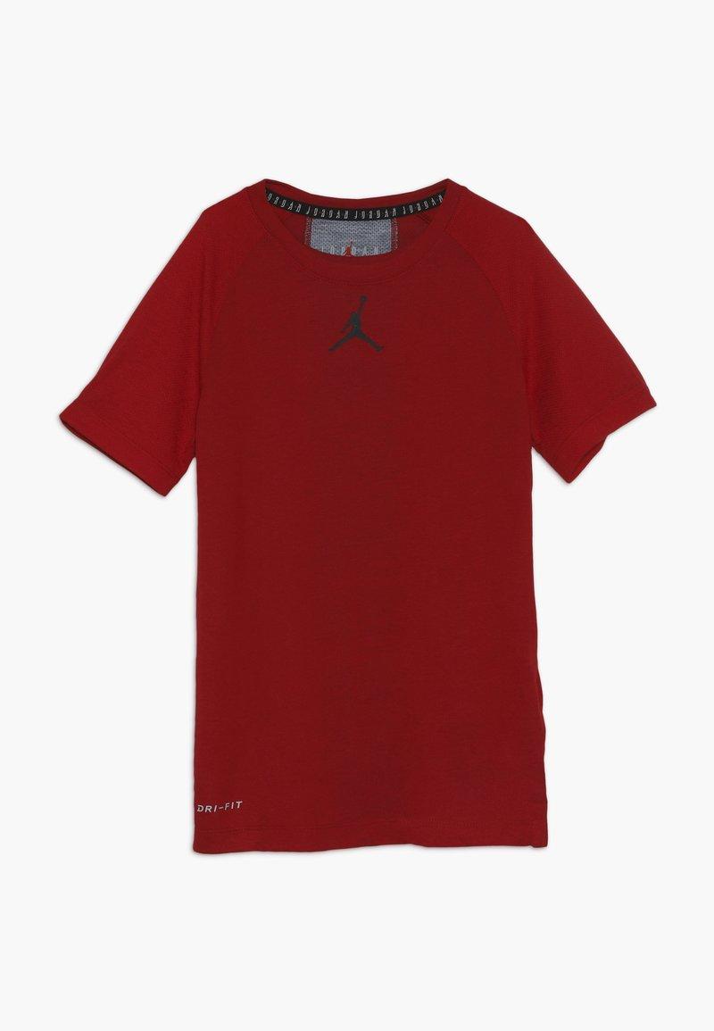 Jordan - 23 ALPHA DRY PANEL - T-Shirt print - gym red