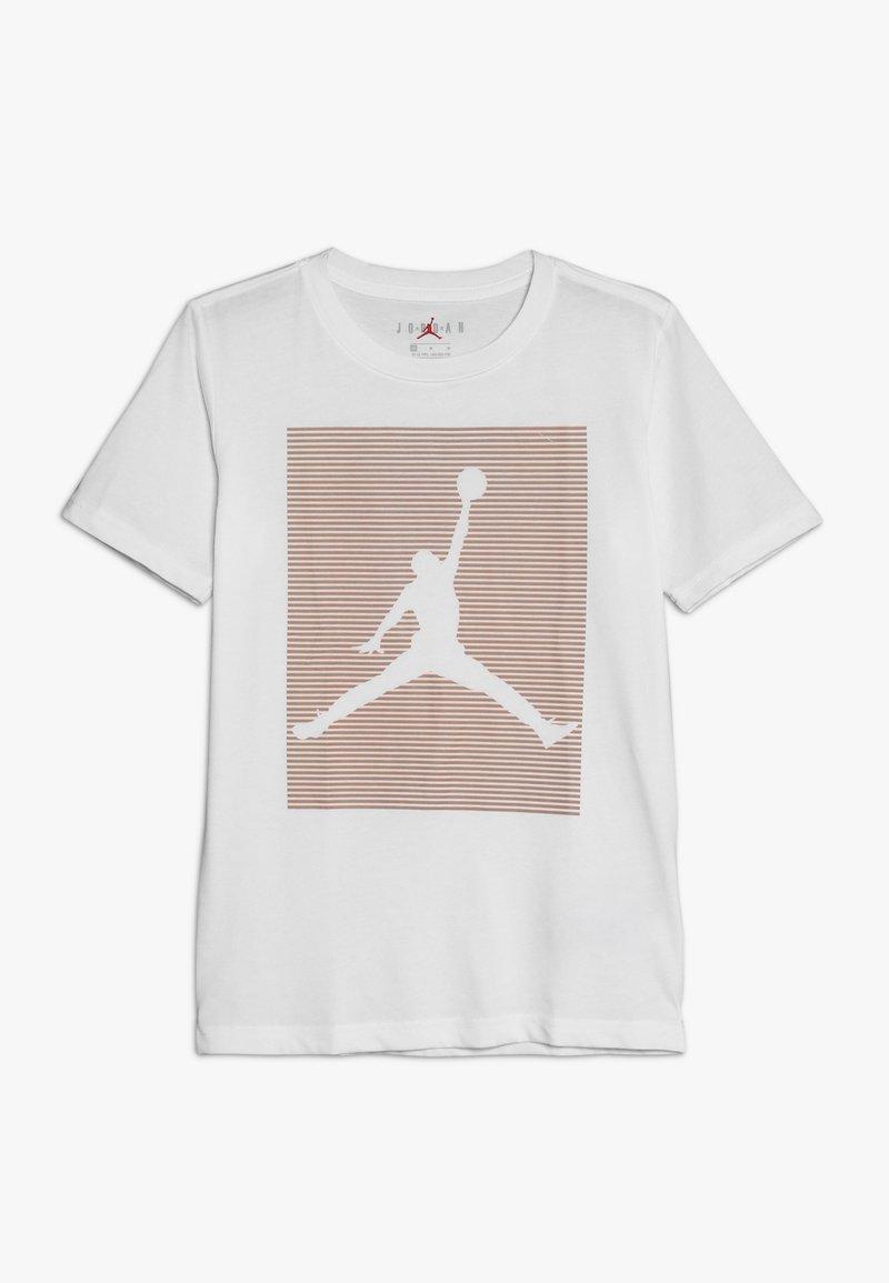 Jordan - HIGH RISE - T-shirts med print - white