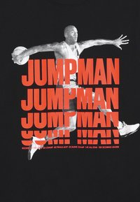 Jordan - JUMPMAN STACK TEE - T-shirt à manches longues - black - 3