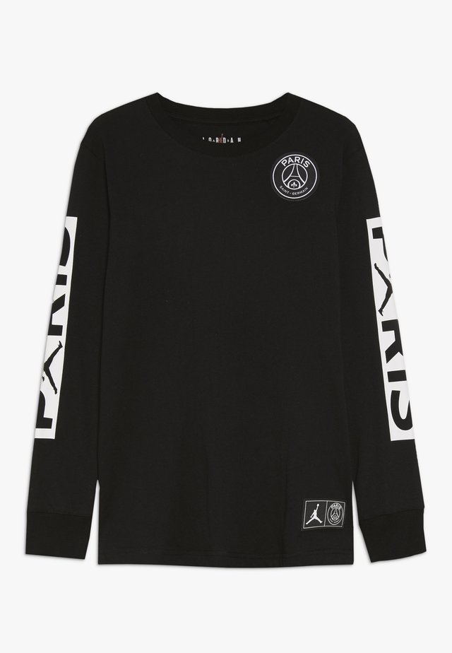 PARIS ST GERMAIN LONGSLEEVE - Fanartikel - black
