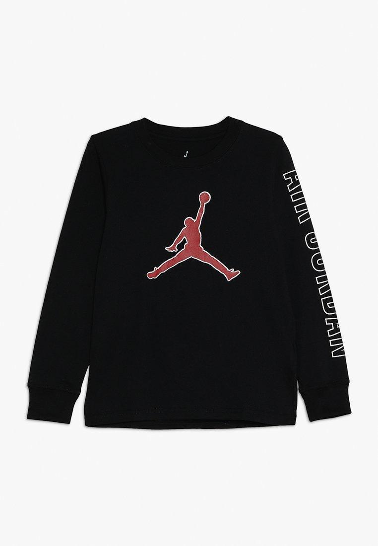 Jordan - BREAK FREE LONG SLEEVE - Long sleeved top - black