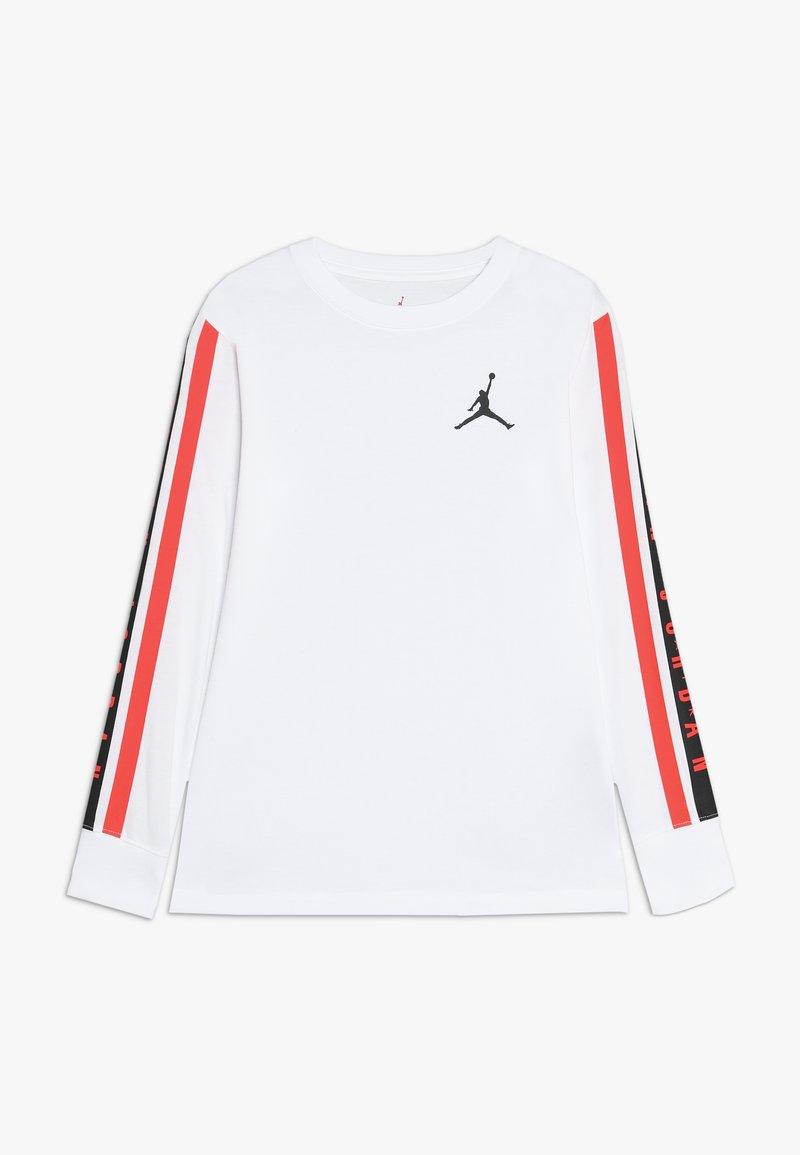 Jordan - Top sdlouhým rukávem - white