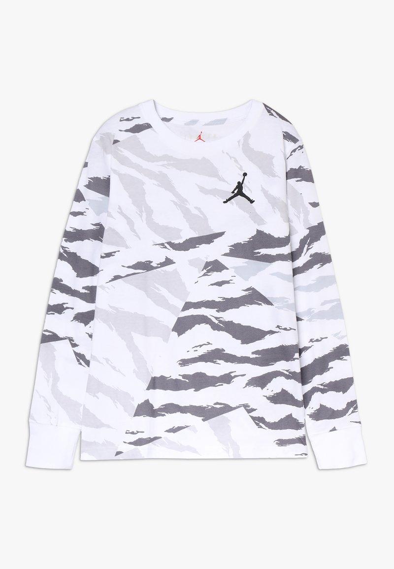 Jordan - WINGS TEE - Long sleeved top - white
