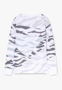 Jordan - WINGS TEE - Long sleeved top - white - 1