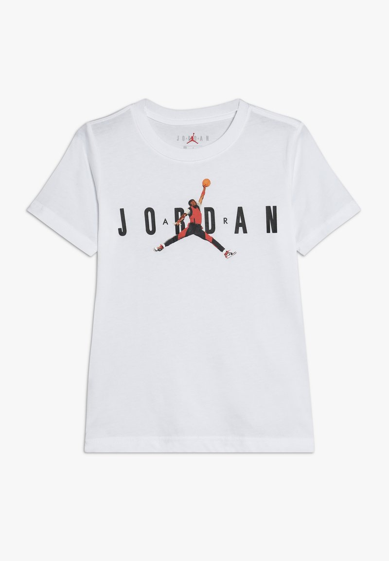 Jordan - BRAND CREW 3 TEE - T-shirts med print - white